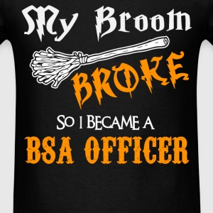 BSA Officer - Men's T-Shirt