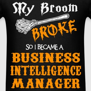 Business Intelligence Manager - Men's T-Shirt