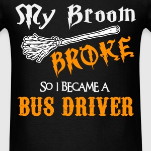 Bus Driver - Men's T-Shirt