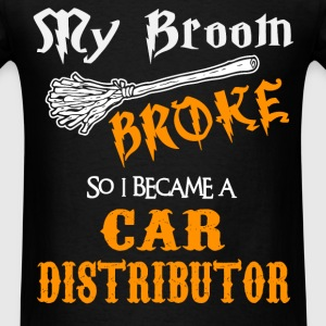 Car Distributor - Men's T-Shirt
