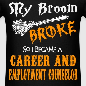 Career and Employment Counselor - Men's T-Shirt