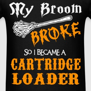 Cartridge Loader - Men's T-Shirt