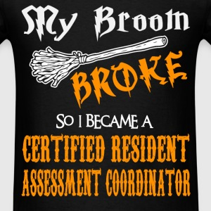 Certified Resident Assessment Coordinator - Men's T-Shirt
