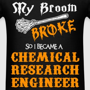 Chemical Research Engineer - Men's T-Shirt