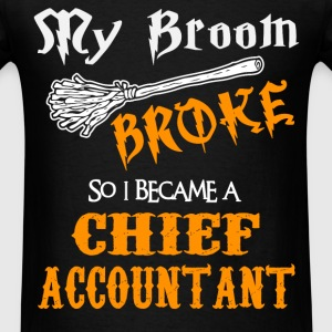 Chief Accountant - Men's T-Shirt