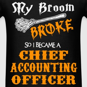 Chief Accounting Officer - Men's T-Shirt