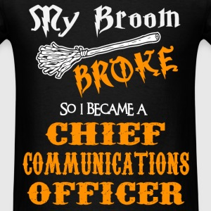 Chief Communications Officer - Men's T-Shirt