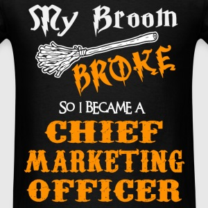 Chief Marketing Officer - Men's T-Shirt