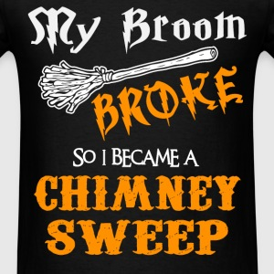 Chimney Sweep - Men's T-Shirt
