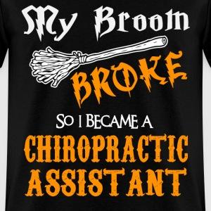 chiropractic assistant mens t shirt - Chiropractic Assistant