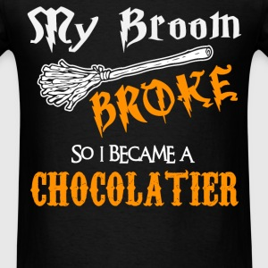 Chocolatier - Men's T-Shirt