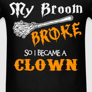 Clown - Men's T-Shirt