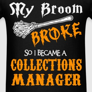 Collections Manager - Men's T-Shirt