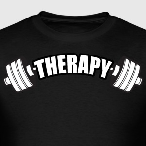 Barbell Therapy T-Shirts - Men's T-Shirt