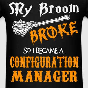 Configuration Manager - Men's T-Shirt