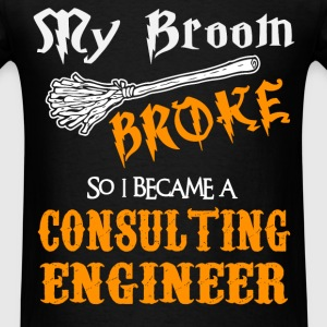 Consulting Engineer - Men's T-Shirt