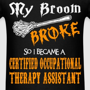 Certified Occupational Therapy Assistant - Men's T-Shirt