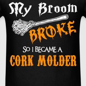 Cork Molder - Men's T-Shirt