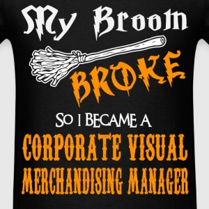 Corporate Visual Merchandising Manager - Men's T-Shirt