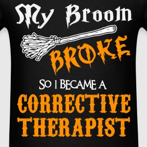 Corrective Therapist - Men's T-Shirt