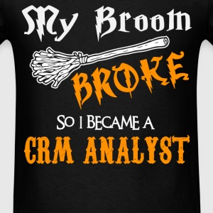 CRM Analyst - Men's T-Shirt