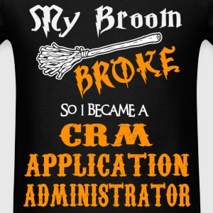 CRM Application Administrator - Men's T-Shirt
