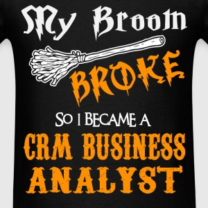 CRM Business Analyst - Men's T-Shirt