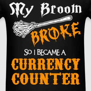 Currency Counter - Men's T-Shirt