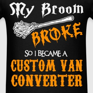 Custom Van Converter - Men's T-Shirt