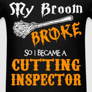 Cutting Inspector - Men's T-Shirt