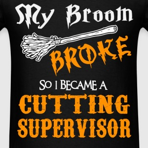 Cutting Supervisor - Men's T-Shirt