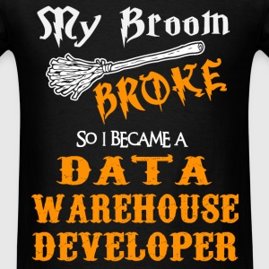 Data Warehouse Developer - Men's T-Shirt