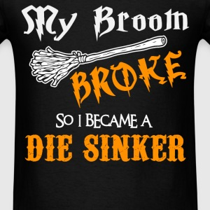 Die Sinker - Men's T-Shirt