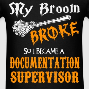 Documentation Supervisor - Men's T-Shirt