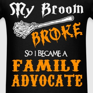 Family Advocate - Men's T-Shirt