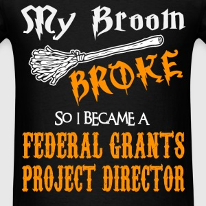 Federal Grants Project Director - Men's T-Shirt