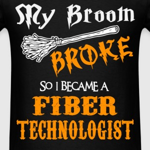 Fiber Technologist - Men's T-Shirt