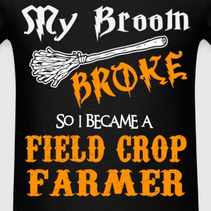 Field Crop Farmer - Men's T-Shirt