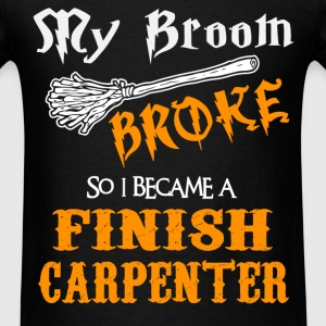 Finish Carpenter - Men's T-Shirt