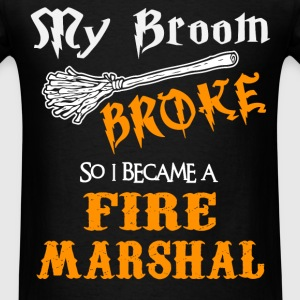 Fire Marshal - Men's T-Shirt