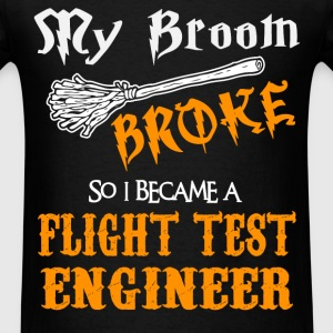 Flight Test Engineer - Men's T-Shirt