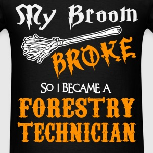 Forestry Technician - Men's T-Shirt