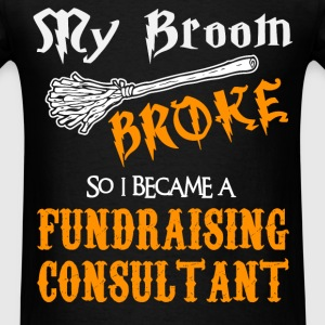 Fundraising Consultant - Men's T-Shirt
