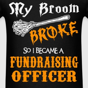 Fundraising Officer - Men's T-Shirt