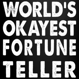 World's Okayest Fortune Teller Horoscope Mugs & Drinkware - Full Color Mug