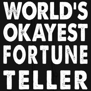 World's Okayest Fortune Teller Horoscope Hoodies - Women's Hoodie