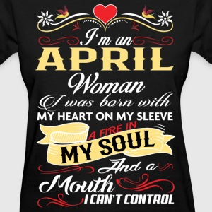 APRIL WOMAN T-Shirts - Women's T-Shirt