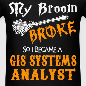 GIS Systems Analyst - Men's T-Shirt