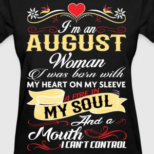 AUGUST WOMAN T-Shirts - Women's T-Shirt