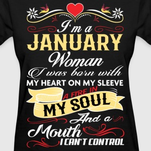 JANUARY WOMAN T-Shirts - Women's T-Shirt